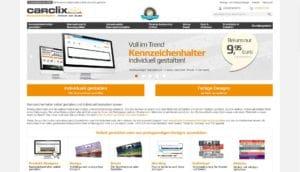 Hier klicken um zur Website von www.carclix.de zu gelangen