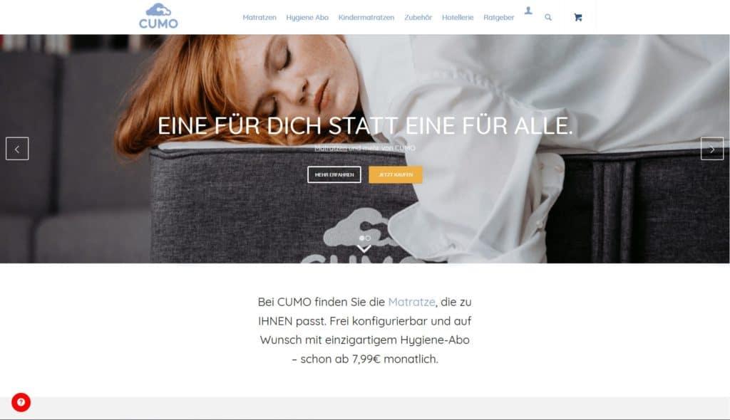 Hier klicken um zur Website von www.cumo.de zu gelangen