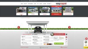 Hier klicken um zur Website von www.easycarport.de zu gelangen