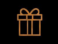 Icon der Kategorie individuelle Geschenke