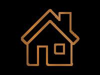 Icon der Kategorie Hausausstattungen nach Maß