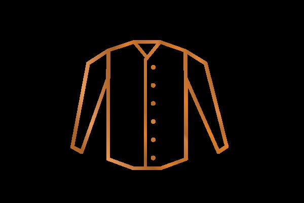 Icon der Kategorie Hemden nach Maß