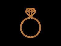 Icon der Kategorie individueller Schmuck