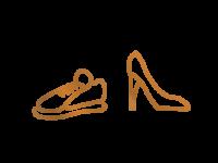 Icon der Kategorie individuelle Schuhe